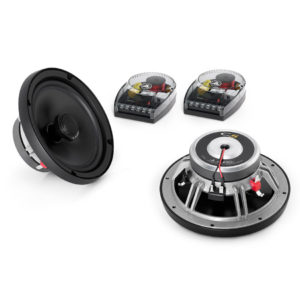 JL Audio C5-650x - 6.5-inch (165 mm) Coaxial Speakers