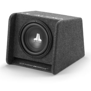 JL Audio CP110-WØv3 - Single 10W0v3 Subwoofer Enclosure