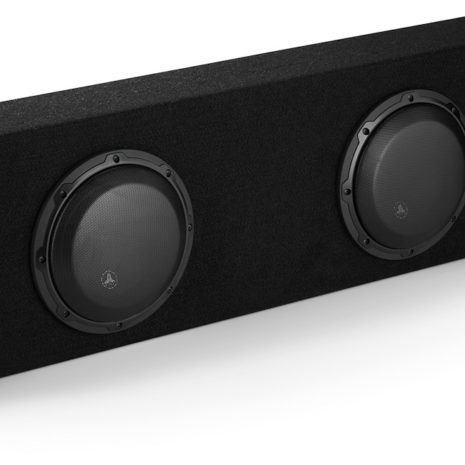 JL Audio CP208LG-W3v3 - Twin 8W3v3 MicroSub (Ported)