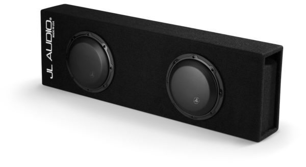 JL Audio CP208LG-W3v3 - Twin 8W3v3 MicroSub (Ported)