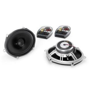 JL Audio C5-570x: 5″ x 7″ (125 x 180 mm) Coaxial Speaker System