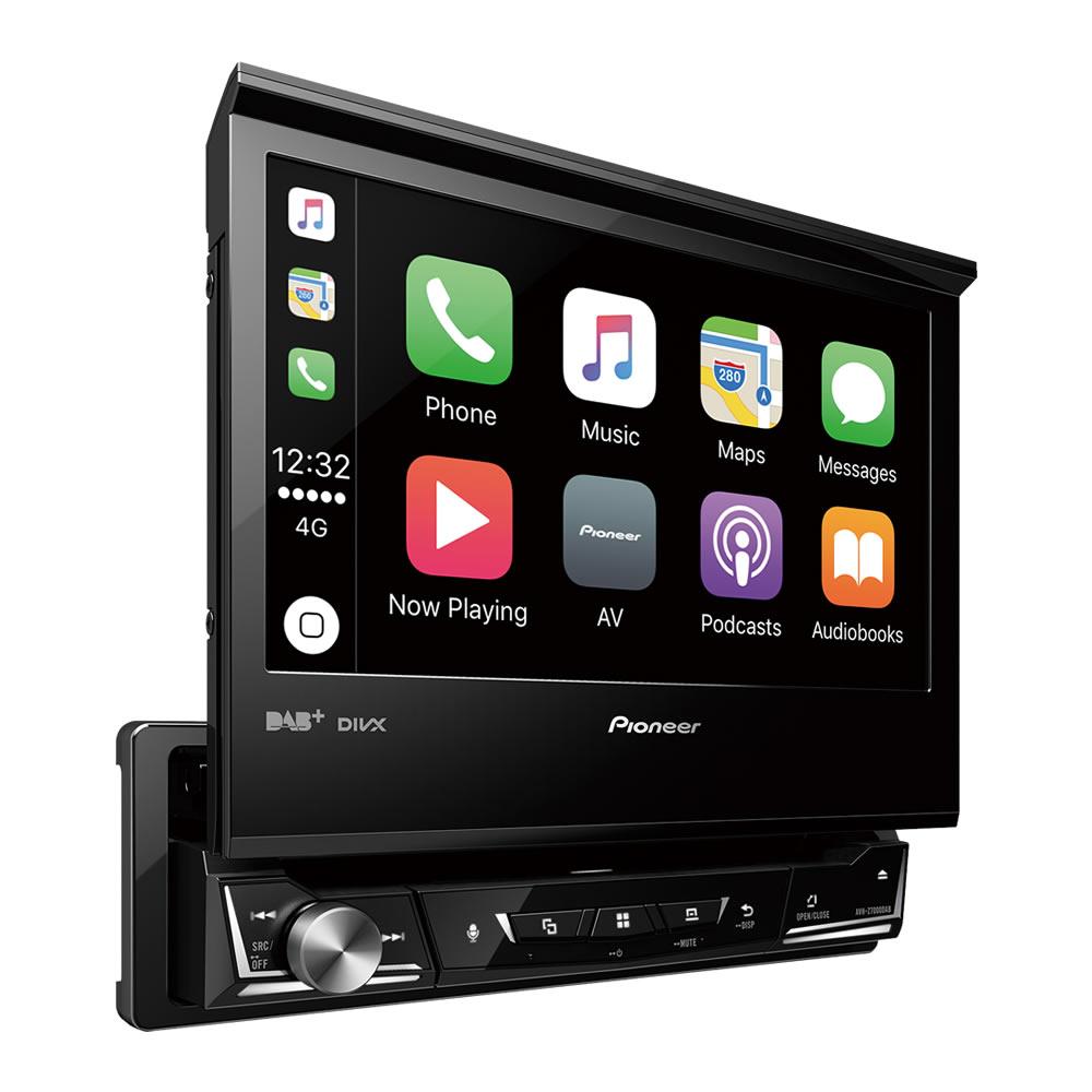 Apple CarPlay, Single Din